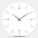 """Sieninis laikrodis """"Baltoji elegancija 11"""" (30 cm)"""