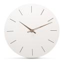 """Sieninis laikrodis """"Baltoji elegancija 18"""" (30 cm)"""