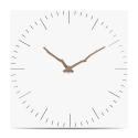 """Sieninis laikrodis """"Baltoji elegancija 31"""" (30 cm)"""