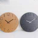 """Sieninis laikrodis """"Joodoji elegancija"""" (30 cm)"""