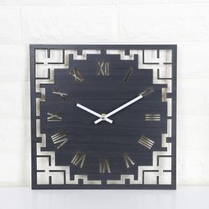"""Sieninis laikrodis """"Juodoji elegancija 7"""" (30 cm)"""
