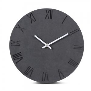 """Sieninis laikrodis """"Juodoji elegancija 9"""" (30 cm)"""