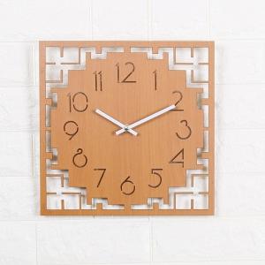 """Sieninis laikrodis """"Medinė elegancija 5"""" (30 cm)"""