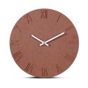 """Sieninis laikrodis """"Medinė elegancija 9"""" (30 cm)"""