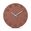 """Sieninis laikrodis """"Medinė elegancija 10"""" (30 cm)"""