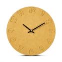 """Sieninis laikrodis """"Medinė elegancija 11"""" (30 cm)"""