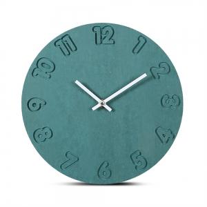 """Sieninis laikrodis """"Žalioji elegancija 2"""" (30 cm)"""