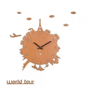 """Sieninis laikrodis """"Paryžiaus elegancija"""" (30 cm)"""