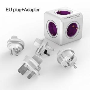 """Profesionalus kelioninis adapteris """"Auščiausia klasė"""" EU UK AU CN"""