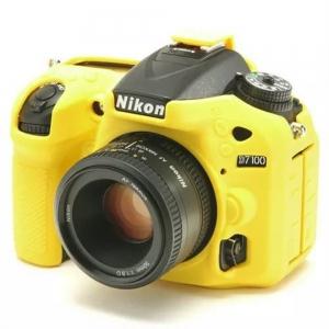 "Silikoninė fotoaparato apsauga ""Nikon D7100, D7200 DSLR"""