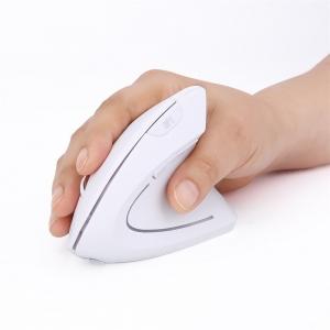 """Belaidė vertikali ergonomiška bevielė pelė """"Patogiau nebūna"""""""
