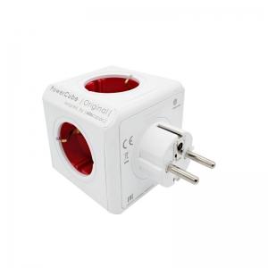 """Profesionalus 5 lizdų adapteris """"Auščiausia klasė"""" (16A, 250V, 3680W)"""