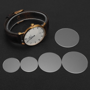 """Rankinio laikrodžio stiklas """"Aukščiausia kokybė 4"""" (24 mm)"""