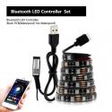 """Nuotolinio valdymo LED lempučių juosta """"Šviesos džiaugsmas"""" (Bluetooth valdymas)"""
