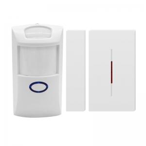"""Nuotolinio valdymo sistemos """"Protingi namai"""" (durų ir judesio sensoriai)"""