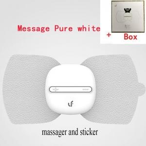 """Nešiojamas masažuoklis """"Nuostabus malonumas"""" (masažuoklis + dėžutė)"""