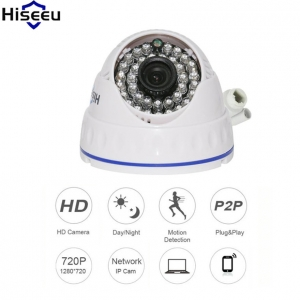 """Stebėjimo IP kamera """"Budrusis erelis"""" (720P, Wifi, Wireless, naktinio matymo)"""
