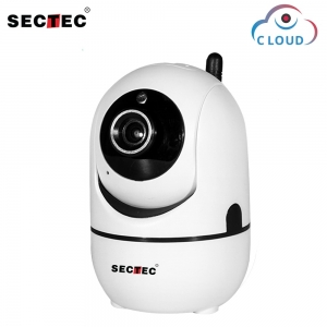 "Stebėjimo IP kamera ""Erelio akis"" (720P, Wifi, Wireless, naktinio matymo, 36 LED)"