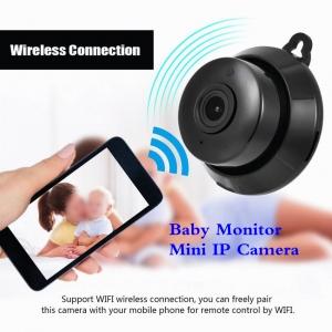 """Stebėjimo IP kamera """"Mažylis 2"""" (720P, Wifi, Wireless, naktinio matymo)"""