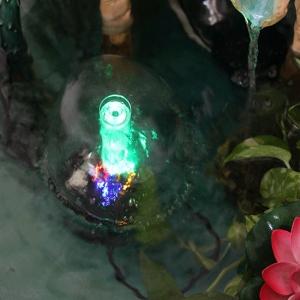 """Sodo fontanas """"Nuostabioji musmirė"""" (8W, maitinimas iš elektros tinklo)"""