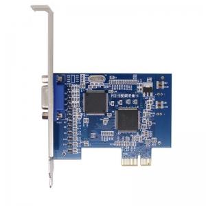 """8 kanalų CCTV DVR į PCI-E video įrašymo įtaisas """"Budrus sakalas"""""""
