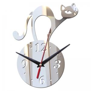 """Sieninis laikrodis """"Stilingiausias katinas 2"""""""