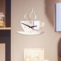 """Sieninis laikrodis """"Kavos puodelis 3"""""""