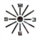 """Sieninis laikrodis """"Spinduliai 3"""""""