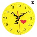 """Sieninis laikrodis """"Emociukai 7"""""""