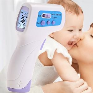 """Skaitmeninis termometras vaiko kūno temperatūrai matuoti """"Šypsenėle 3"""""""