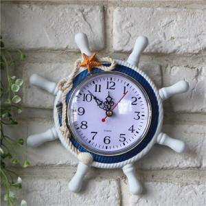 """Sieninis laikrodis """"Kapitonas"""" (25 x 21 cm)"""