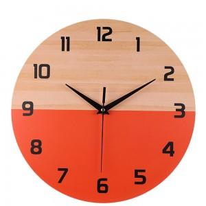 """Sieninis laikrodis """"Originaliausias sitlius"""" (31 x 31 cm)"""