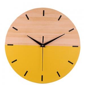 """Sieninis laikrodis """"Originaliausias sitlius 2"""" (31 x 31 cm)"""
