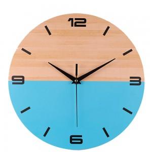 """Sieninis laikrodis """"Originaliausias sitlius 3"""" (31 x 31 cm)"""