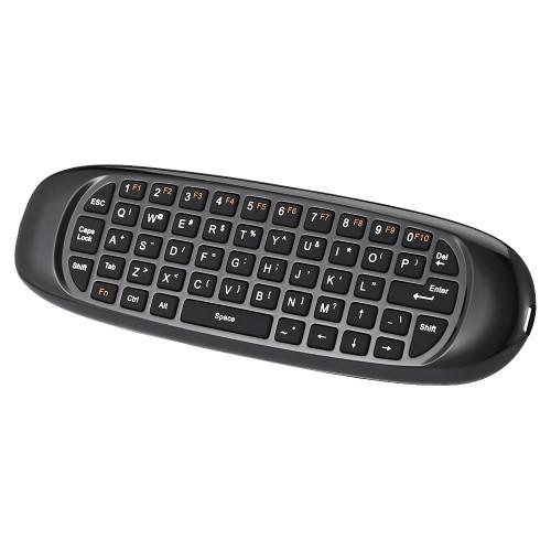 "Erdvinė klaviatūra ""Elegancija"" (PC, Smart TV, Android)"