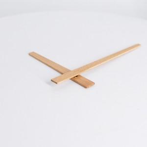 """Laikrodžio mechanizmas + medinės rodyklės """"Medžio stilius 2"""" (15 cm)"""