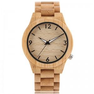 """Rankinis laikrodis """"Medžio stilius"""""""
