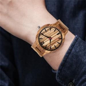 """Rankinis laikrodis """"Medžio stilius 4"""""""