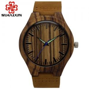 """Rankinis laikrodis """"Medžio stilius 6"""""""
