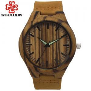 """Rankinis laikrodis """"Medžio stilius 8"""""""