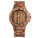 """Rankinis laikrodis """"Medžio stilius 9"""""""
