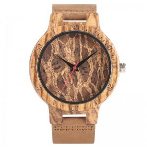 """Rankinis laikrodis """"Medžio stilius 14"""""""