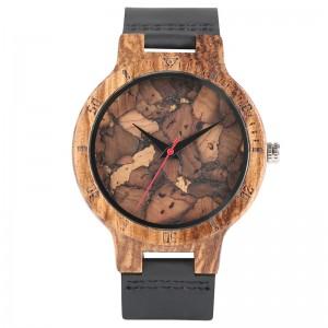 """Rankinis laikrodis """"Medžio stilius 15"""""""