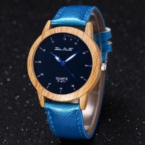 """Moteriškas rankinis laikrodis """"Medžio stilius 2"""""""