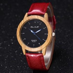 """Moteriškas rankinis laikrodis """"Medžio stilius 4"""""""