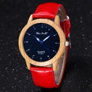 """Moteriškas rankinis laikrodis """"Medžio stilius 5"""""""