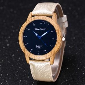 """Moteriškas rankinis laikrodis """"Medžio stilius 6"""""""