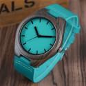 """Moteriškas rankinis laikrodis """"Medinė elegancija 2"""""""