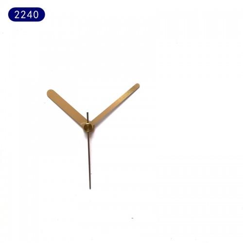 """Laikrodžio mechanizmas """"Stilingoji auksinė elegancija 6"""""""