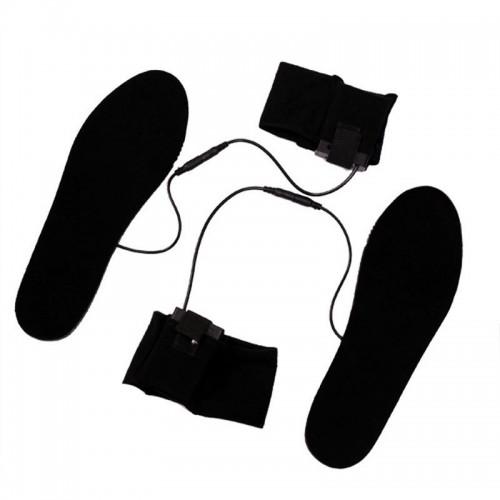 """Šildantys vidiniai batų padai """"Juodoji elegancija 2"""""""